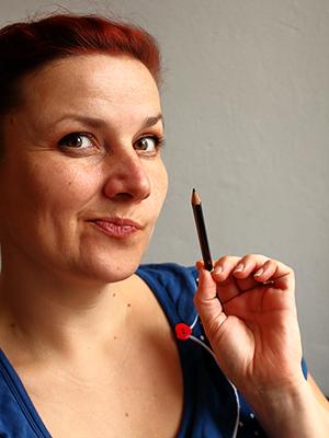 die Illustratorin - Paula Huhle