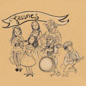 Jessnes_live portrait zeichnen 2021